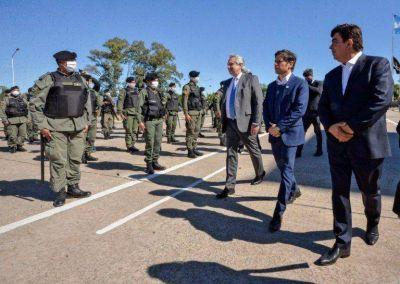 La Matanza | 250 gendarmes se suman a las tareas de seguridad en el distrito