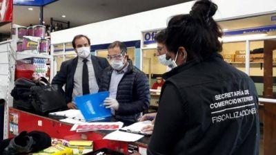 Clausuran sucursar de Maxiconsumo de Avellaneda por no respetar precios máximos