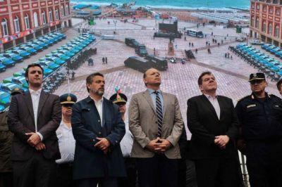 Con el afán de respaldar los operativos de control, Berni arribará el viernes a Mar de Plata