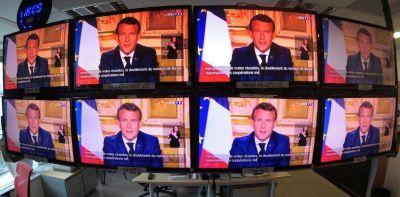 Coronavirus en Francia: enfrentado con China, el país vuelve a fabricar medicamentos e insumos