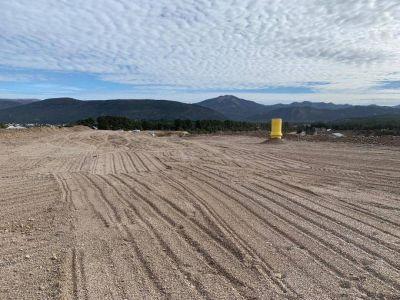 El municipio de San Martín de los Andes tapó la celda V del ex basural