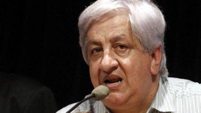 """Piumato ratificó que """"defenderá"""" a sus afiliados y rechazó el pedido de reactivar las tareas"""