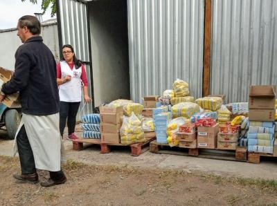 En todo el país, Cáritas incrementa su asistencia hasta en un 50% por la pandemia