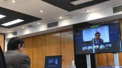 Por videoconferencia, Moroni encabezó el Consejo Federal del Trabajo