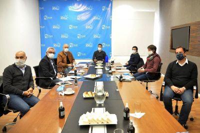Los intendentes de la Región Norte II se reunieron en Pilar