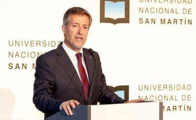 """Carlos Greco, rector de la UNSAM: """"En dos semanas tendremos listo el Kit de Detección Rápida de Coronavirus"""""""