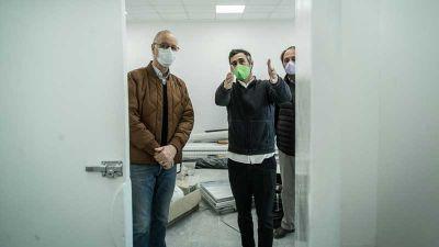 Derqui tendrá su propio hospital para tratar pacientes con coronavirus