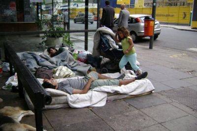 Piden usar inmuebles de la Ciudad para personas en situación de calle
