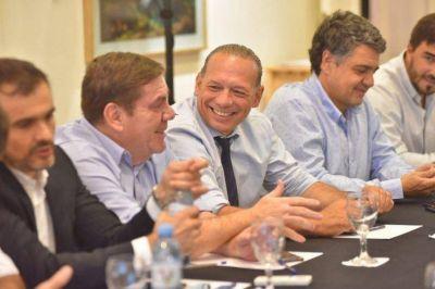Berni llega a Mar del Plata y compartirá una amplia agenda con Montenegro