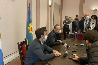 Sergio Berni continúa su gira por distritos bonaerenses, comenzando el viernes en Necochea