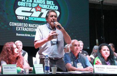 ATE: Godoy participó del Comité de Emergencia Social junto al ministro Arroyo, intendentes y varias organizaciones