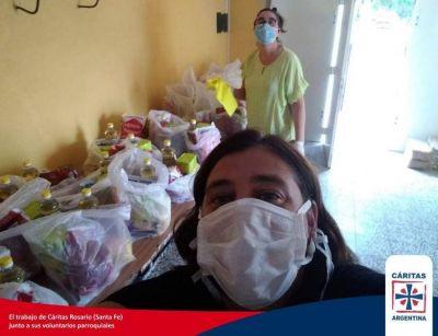 Coronavirus: Cáritas Argentina lanza una convocatoria de voluntariado joven