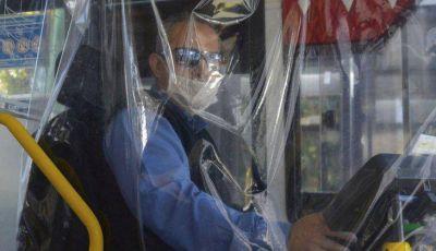 Desde el lunes será obligatorio en todo el país viajar en transporte público con barbijo o tapaboca