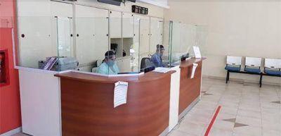 Inversión del SECLA en medidas de seguridad sanitaria en los Policonsultorios de Lanús y Avellaneda