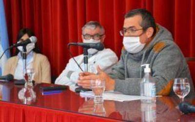 Cuarentena por coronavirus: En Rauch se anunció controles más estrictos a comercios