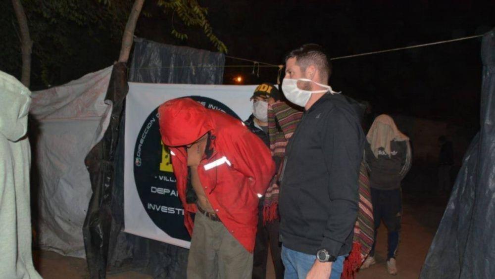 Detienen al líder de la UOM Villa Mercedes por participar de una mesa de juego clandestino en cuarentena