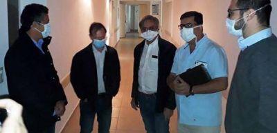 Camioneros de Santa Fe cedió un sanatorio a la provincia para integrar al sistema sanitario contra la pandemia