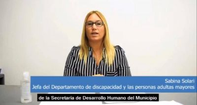 Baradero: Piden que las salidas de las personas con discapacidad se realicen de forma medida