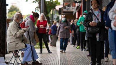 """Horacio Rodríguez Larreta publicó una carta a los mayores de 70 años: """"No buscamos controlarlos, sólo que nos llamen antes de salir"""""""