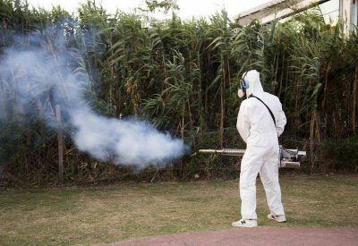 En Luján también se registró un caso positivo de dengue