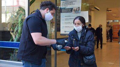 San Fernando recomienda los barbijos sociales para prevenir el coronavirus