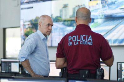 Larreta equipa a la Policía de la Ciudad con armamento antimotines y crea una división antisaqueos