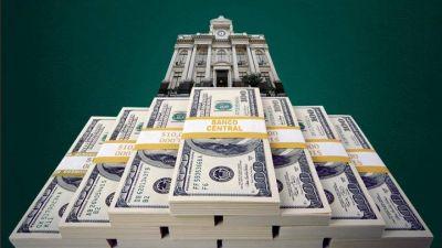 La paradoja del Banco Central: no para de ganar reservas desde que empezó la cuarentena