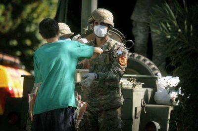 Juan Aicega impulsa proyectos para reducir el costo que las Fuerzas Armadas tienen en servicios públicos y combustibles