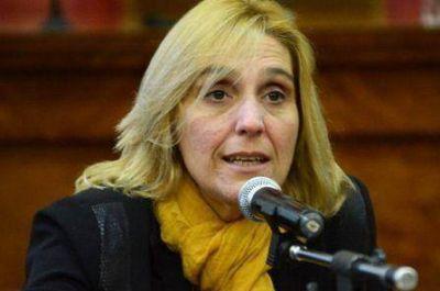 Para Vilma Baragiola se debe tomar una medida ejemplar en el caso del Defensor del Pueblo
