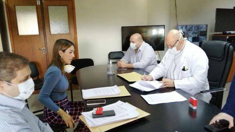 OSEP amplió convenio con farmacéuticos para la provisión de medicamentos