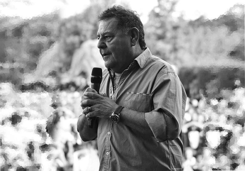 Murió el histórico dirigente téxtil, Mauricio Achava