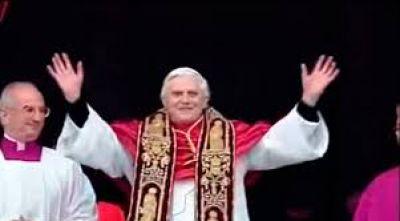 Un día como hoy Benedicto XVI fue elegido Papa [VIDEO]