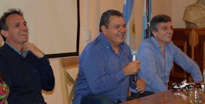 Aguilera tras su designación en Desarrollo Social: «Arroyo instruyó a comprar a partir de respetar los precios máximos»