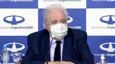 Ginés culpó al personal de salud por contagios de coronavirus y fue repudiado por gremios