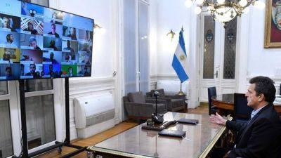 Cómo sería la primera sesión virtual en Diputados y el reglamento que Massa propuso a la oposición