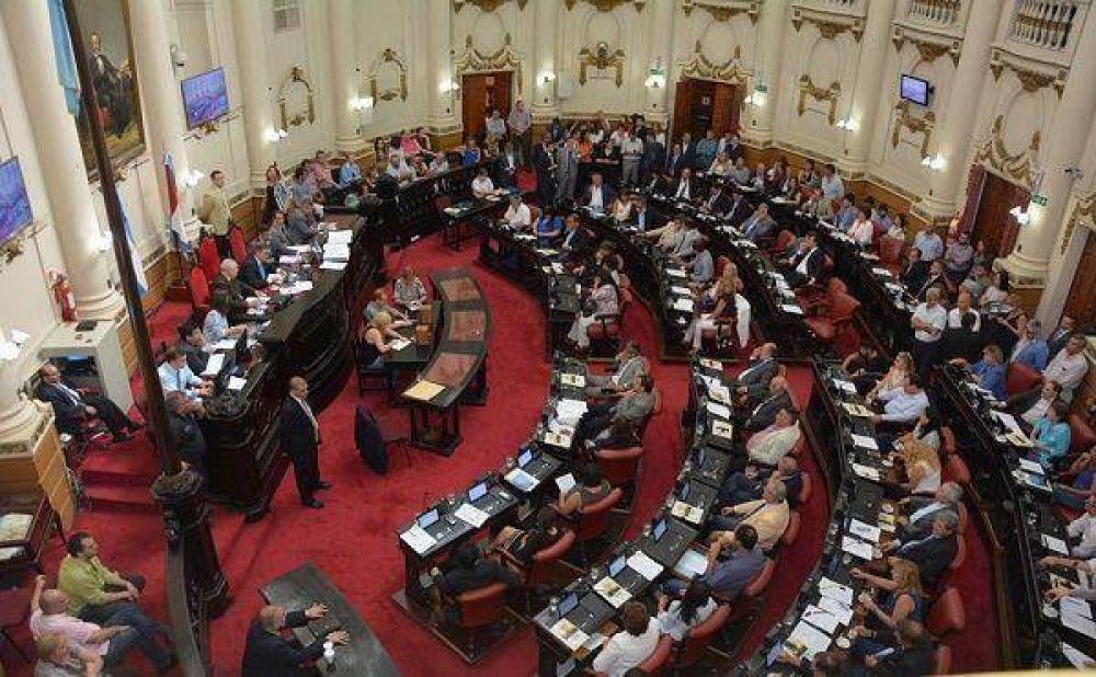 La Legislatura porteña sesionará online con