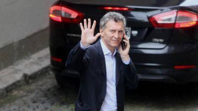 Macri reaparece en el Congreso para ordenar la interna del PRO