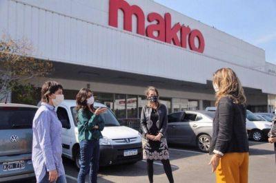 Nación y Municipio controlaron los precios máximos en Quilmes