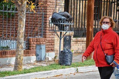 Casi se duplicó la cantidad de basura generada en Neuquén por la cuarentena