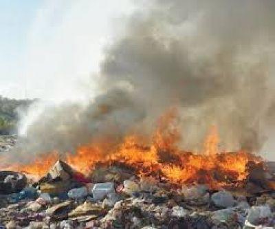 Evitemos la quema de basura