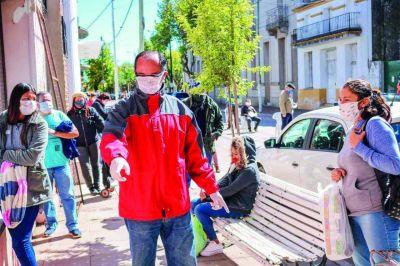 Con el esfuerzo de todos, Cañuelas está entre los municipios con mejor acatamiento a la cuarentena