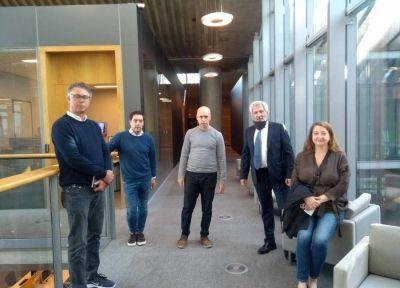 Legisladores porteños del Frente de Todos se reunieron con Rodríguez Larreta