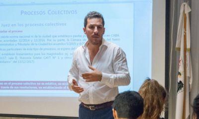 Velocista y antiflashes: los contactos del juez que complicó a Larreta