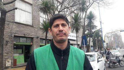 Navarro subrayó la tarea de los trabajadores estatales frente a la pandemia de coronavirus