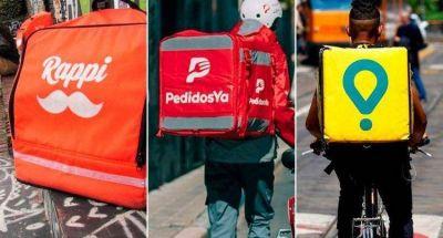 Trabajadores de reparto paran internacionalmente por 24 hs denunciando precarización laboral
