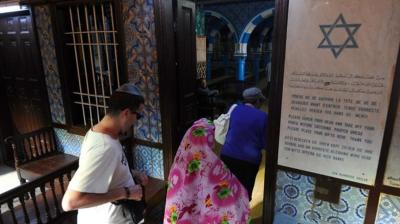 Suspenden la peregrinación a la sinagoga más antigua de África