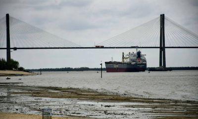 Dragado y Balizamiento pide intervención estatal por la histórica Emergencia Hídrica