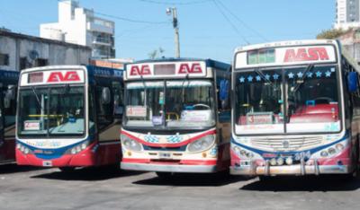 Alarma en el gremio del transporte público: dio positivo un chófer de la línea 266