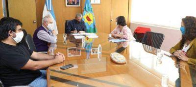 La Municipalidad de Avellaneda y ACUMAR siguen trabajando para mejorar la calidad de vida en Villa Inflamable