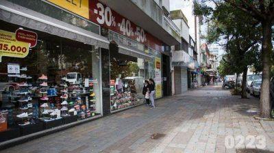 Cuarentena administrada: el 30% de las empresas de Mar del Plata funcionan
